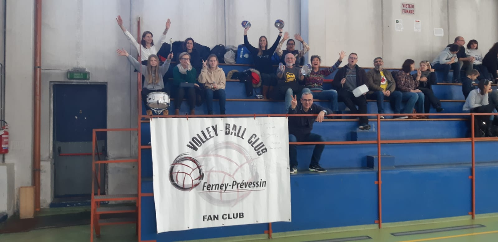 Volley Ferney-Prevessin